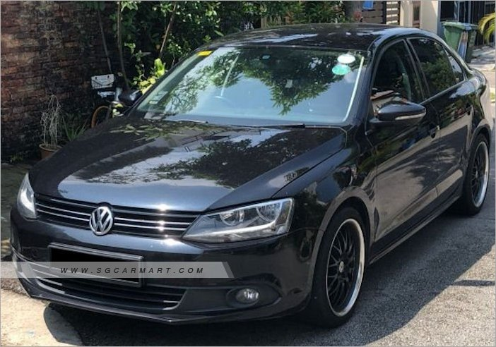 buy pre owned volkswagen jetta  tsi  price test drive  autos singapore