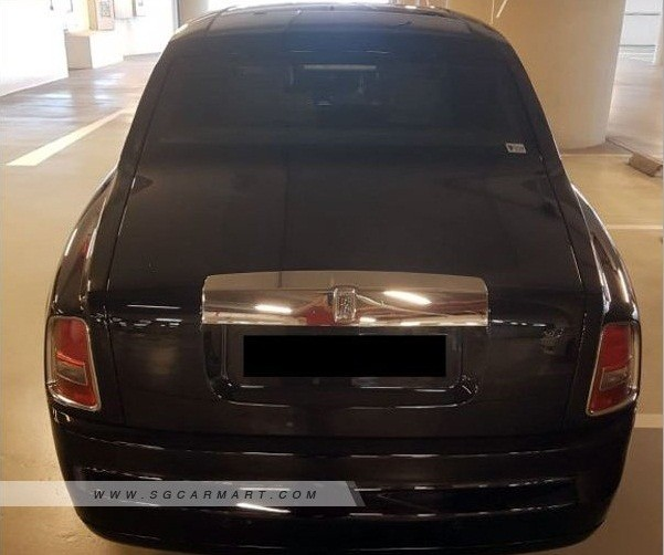 Buy Pre Owned Rolls Royce Phantom Coe Till 11 2027 Get