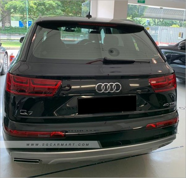 Buy Pre Owned Audi Q7 2.0A TFSI Quattro Get Price, Test